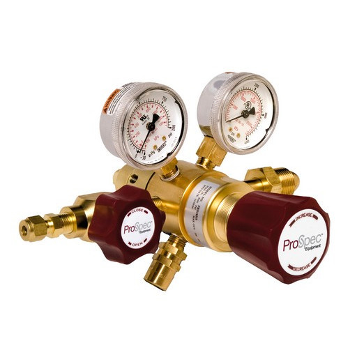 Prostar regulator 4012 2 stage critical purity brass 0 250 psi delivery critical purity brass series 4000 regulators ccuart Choice Image