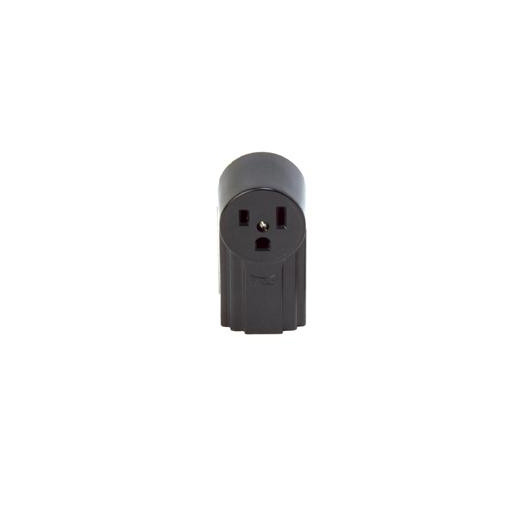 220 Volt Electrical Receptacle By Eagle Surface Mount With 2 Pole